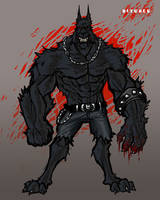 Bitches Werewolf by mobius-9