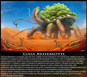 Gaia Behemoth by mobius-9