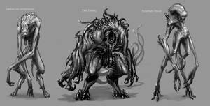 Creature design project 2