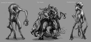 Creature design project 3