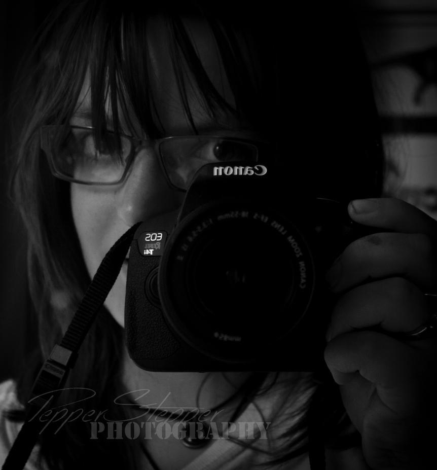 My Camera and I by KittyCatChey