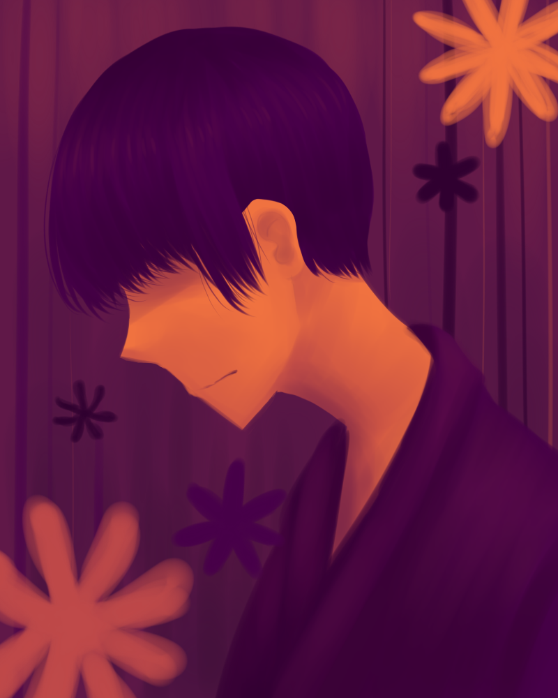 palette meme kiku by AshAngel899