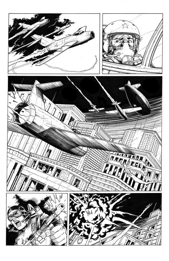 Katyusha Page 2 Inked by anthonymarques