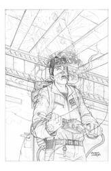Ghostbusters Ray Stantz Spec by anthonymarques