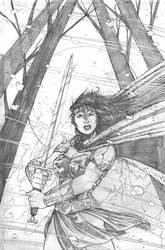 Warrior Princess Test Image