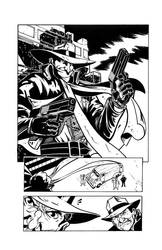 The Shadow One Shot Page 5 by anthonymarques