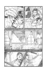 Solar Man of The Atom #11 page 1 Pencils
