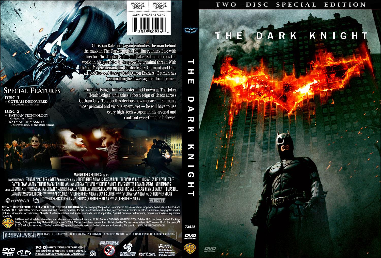 an analysis of the movie dark knight