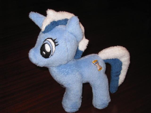 Colgate Pony Plushie by betha1234