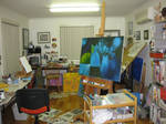 Studio chaos by karincharlotte