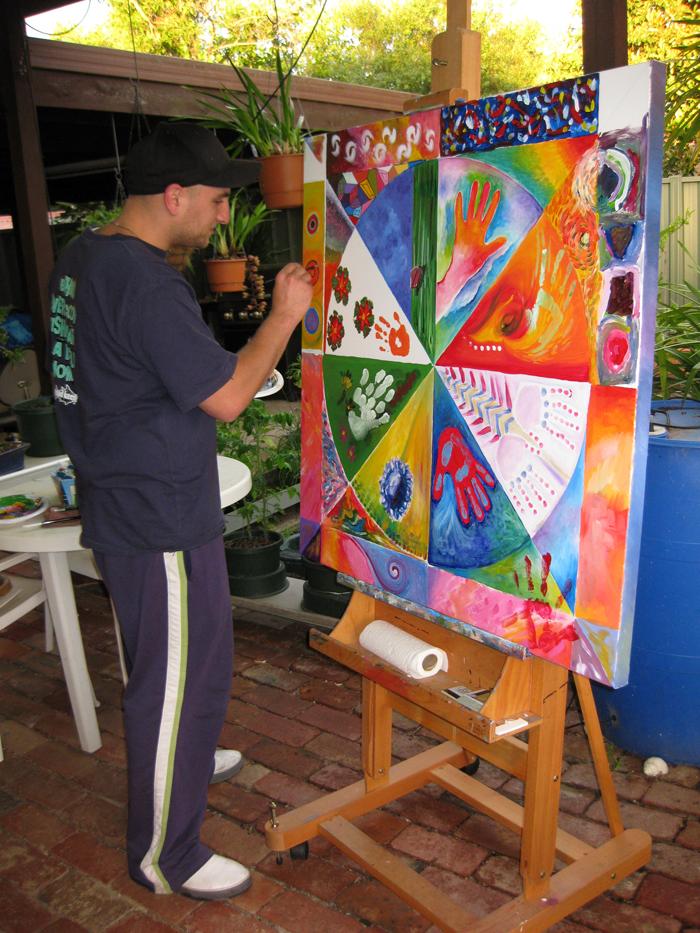 Mandala Project continues 10 by karincharlotte