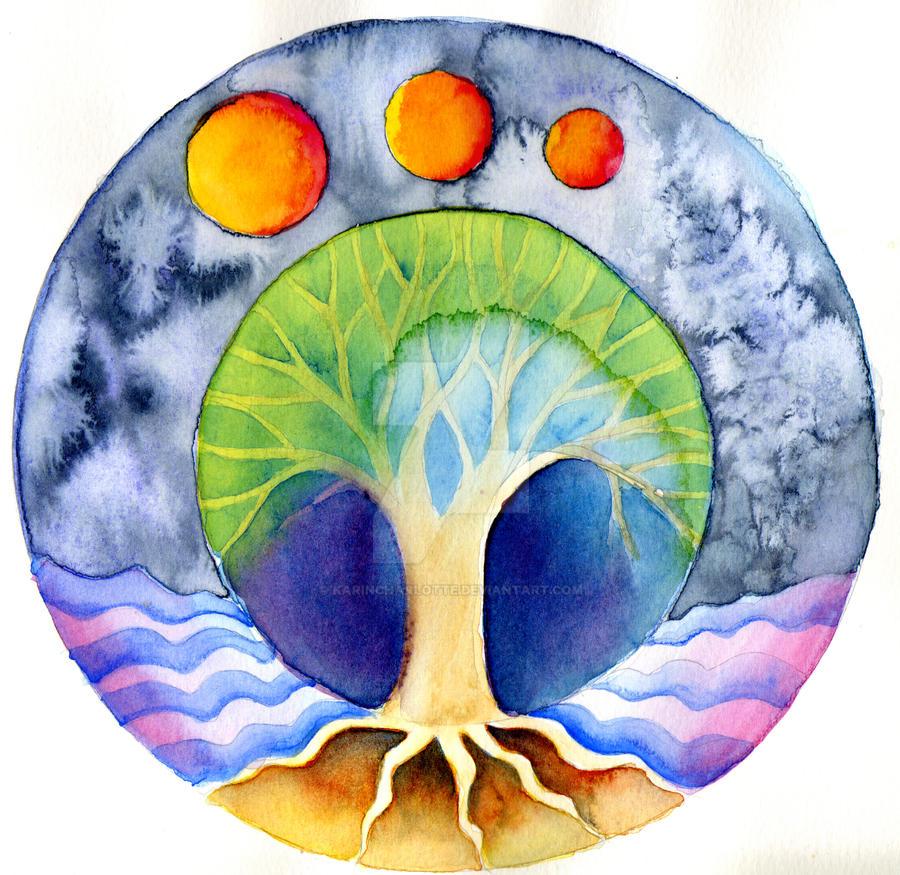 Tree of Life by karincharlotte