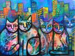 Urban Cats II