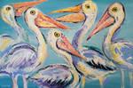 Pelican capers