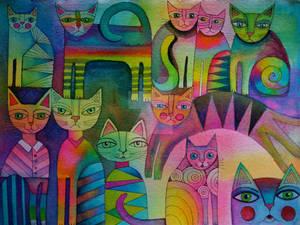 Cats PJ's