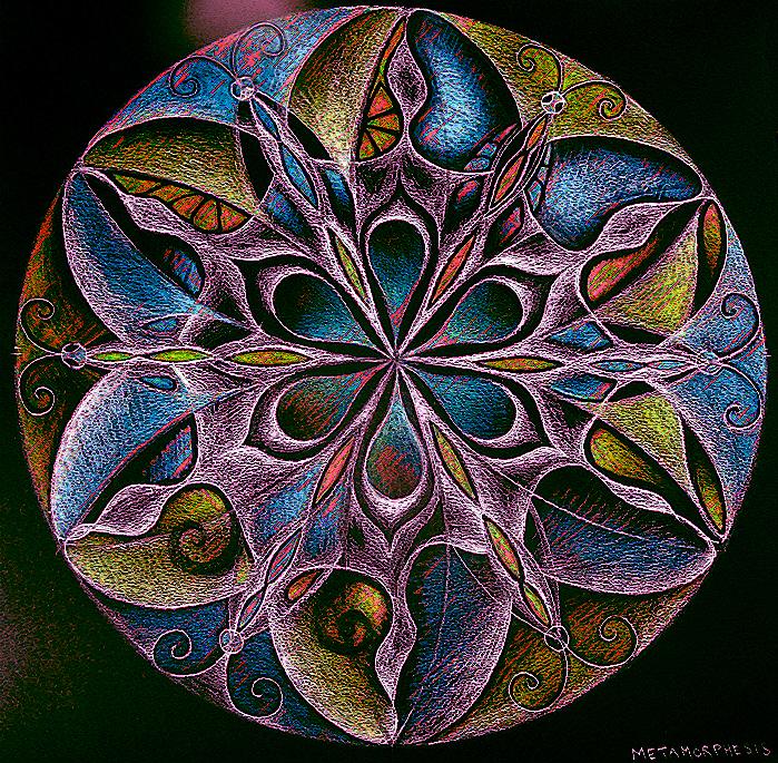 Mandala by karincharlotte