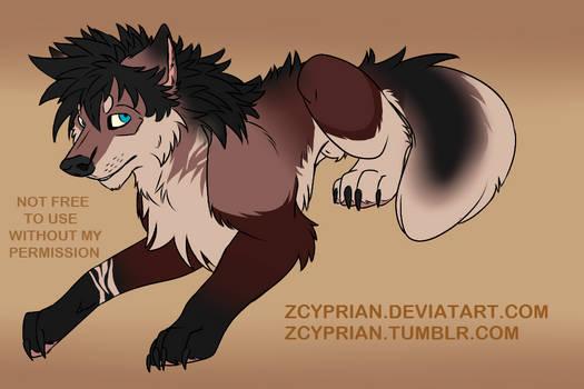 Cyprian Wolf Form