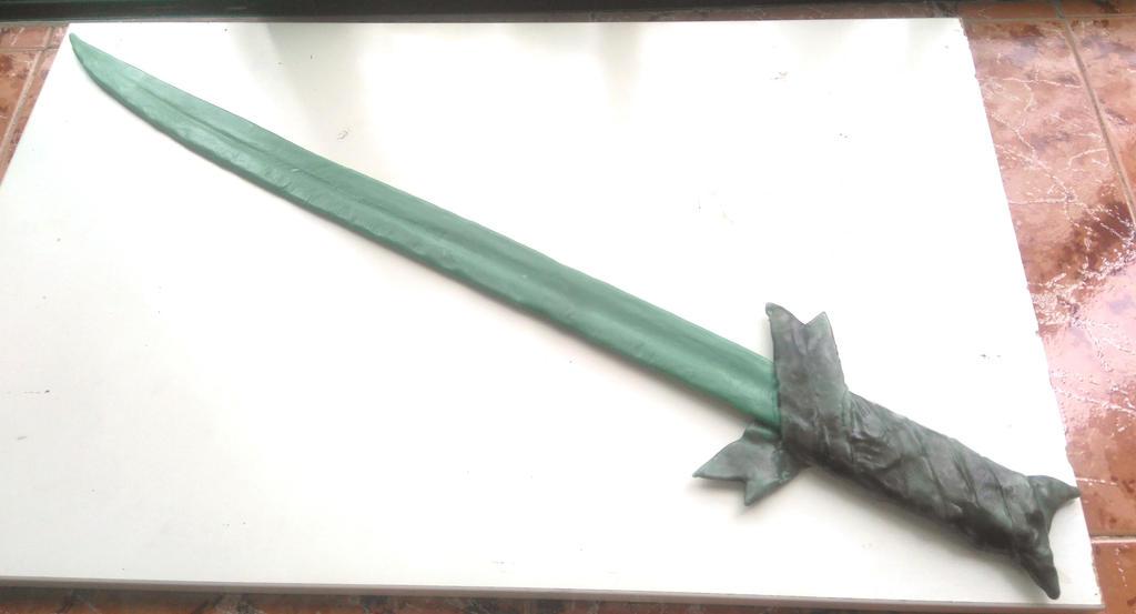 Espada De Hierba by kaiser-tf