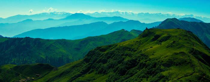 Panoramic Highlands