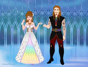 Iris and Thanael's Wedding