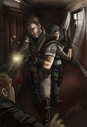 Resident Evil by Holly-the-Laing