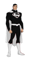 Platinum Superman in Young Justice