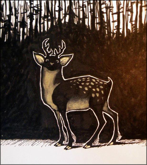 Bambi by TheUrbanFox