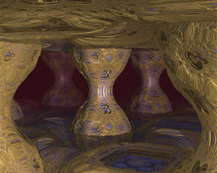 Roly-poly Pillars by HanZeeman