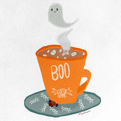 Cup of boo