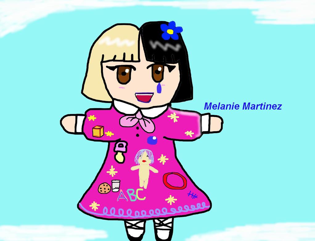 Melanie Martinez fanart by Sorafan101