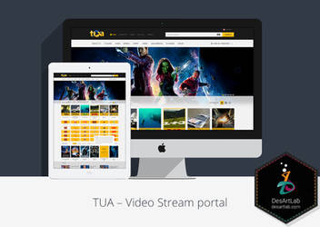 TUA Video Stream portal