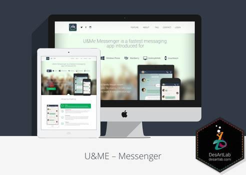 UandME Messenger