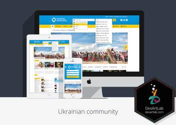 Ukrainian community