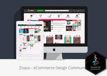 Zizaza eCommerce Design Community