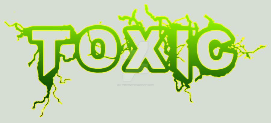toxic logo by dannyboiuk on deviantart