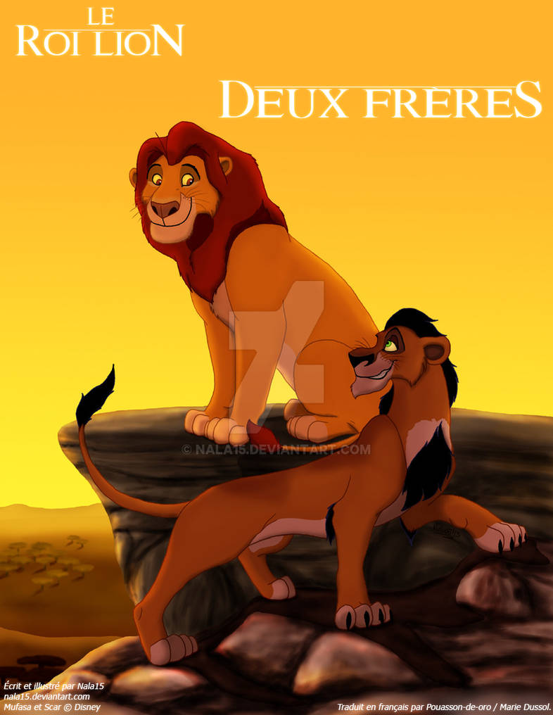 Brothers FRENCH Cover - Deux Freres