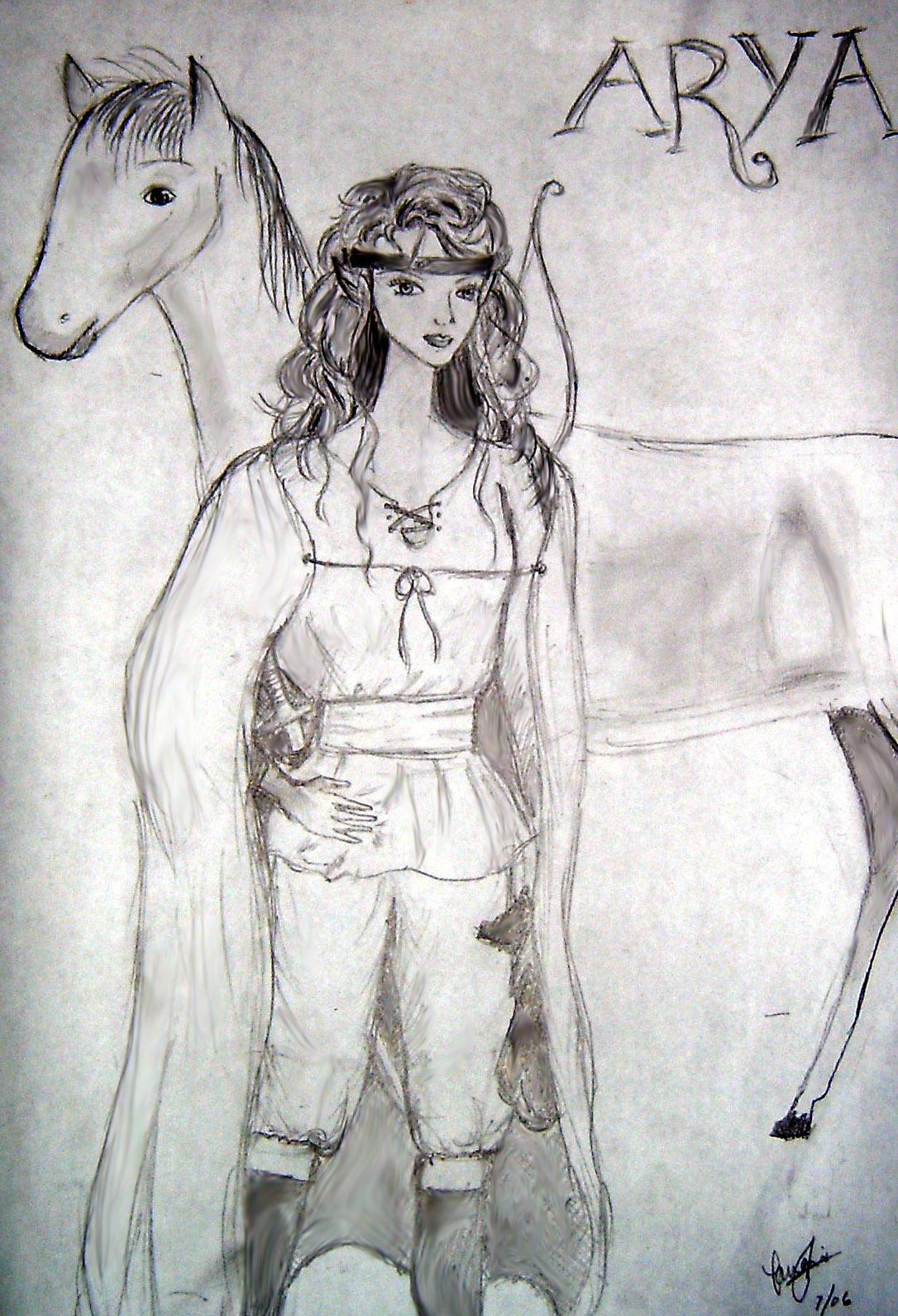 eragon drawings - photo #21