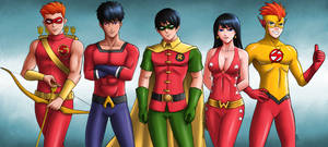 Teen Titans: Classic Team