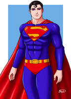 Superman The Man of Tomorrow by XenonVincentLegend
