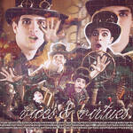 +Vices and Virtues. by feelinglikedancing