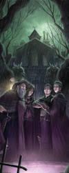 Cult of the Dragon Below by dangercook