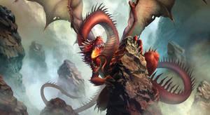 Ravenous Dragon