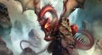 Ravenous Dragon by dangercook