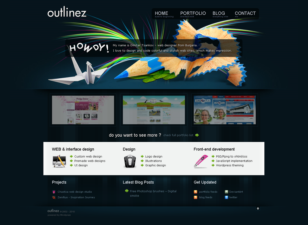 Outlinez v4 by outlines