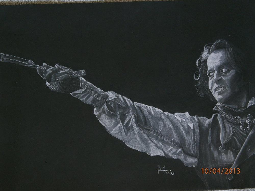 Sweeney Todd by CellarDoor91