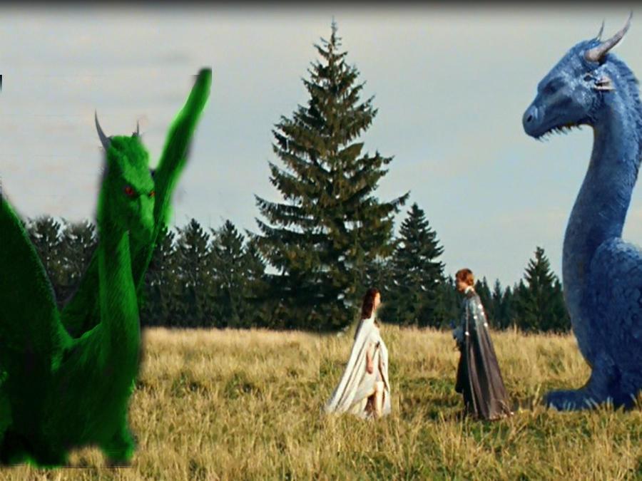 Arya Firnen meet Eragon Saphira by junothewolf on DeviantArt