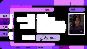 OTF: Starfleet LCARS ID Card Preview (2428) TP