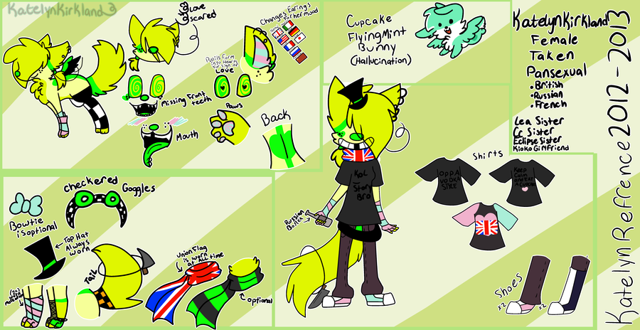 : | Katelyn Full Refrence 2012-2013 | : by wingdingaster