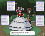 PokeBelle Red Appears! [Text]