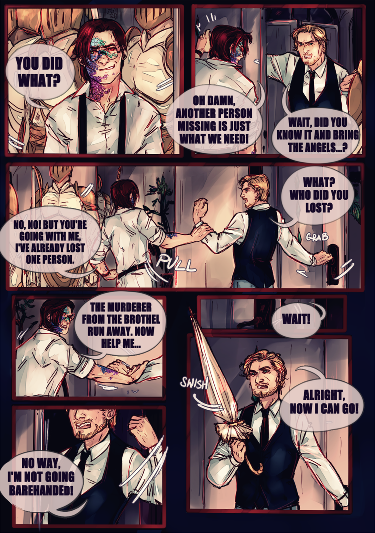 PG - Brothers - p.3 by soi-scholla